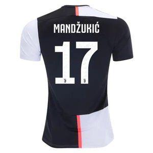 Mandzukic #17 Juventus Jersey 2019/20 Men's